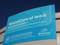 WaterCare Sign