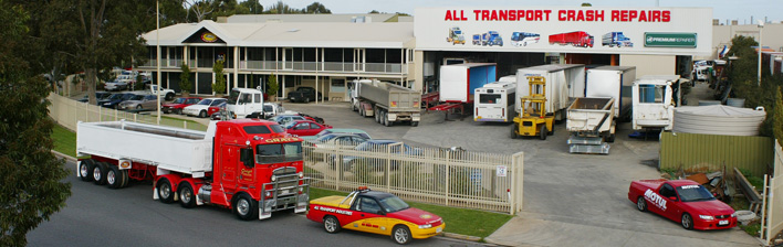 All Transport Crash Repairs